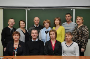Участники семинара когнитивная терапия