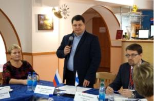 А. А. Карпунов На Соловках прошло заседание по вопросам здравоохранения Баренц-региона