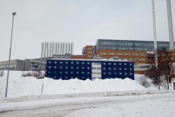 Университетская клиника в Тромсе